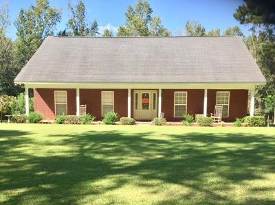 Andalusia Single Family Home For Sale: 10899 Hog Foot Rd (County Road 17)