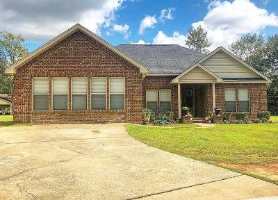 Andalusia Single Family Home For Sale: 24238 Shreve Rd (County Road 57)