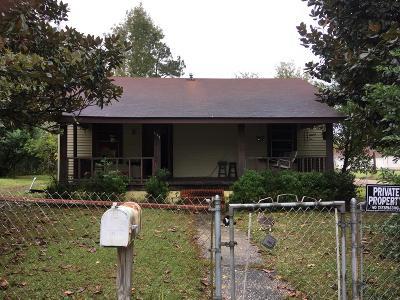 Opp Single Family Home For Sale: 111 Hughes St