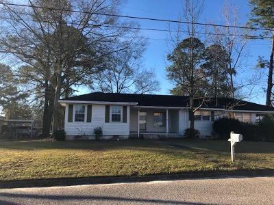 Opp Single Family Home For Sale: 104 Jeffcoat Ave