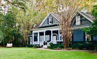 Andalusia Single Family Home For Sale: 1600 Lindsey Bridge Rd (County Road 45)