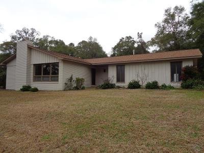 Andalusia Single Family Home For Sale: 1107 Tanglewood Dr