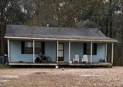 Andalusia AL Single Family Home For Sale: $51,000