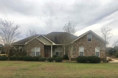 Andalusia AL Single Family Home For Sale: $209,900