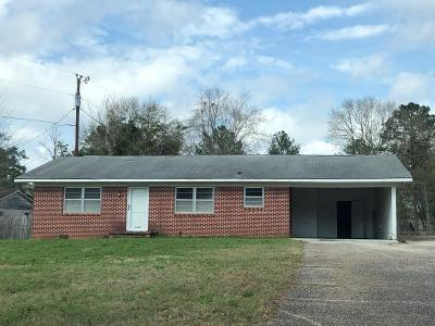 Andalusia Commercial For Sale: 1109 Sanford Rd
