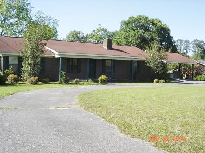 Andalusia Single Family Home For Sale: 2011 Antioch Rd
