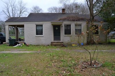 Andalusia AL Single Family Home For Sale: $50,000