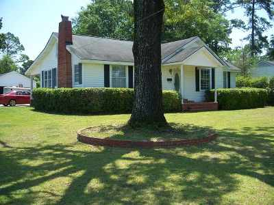 Andalusia Single Family Home For Sale: 201 Stanley Ave