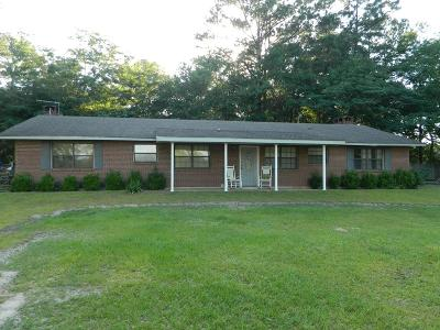 Andalusia Single Family Home For Sale: 23393 Page Rd