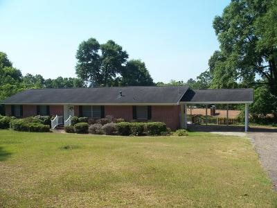 Andalusia Single Family Home For Sale: 1407 Prestwood Bridge Rd