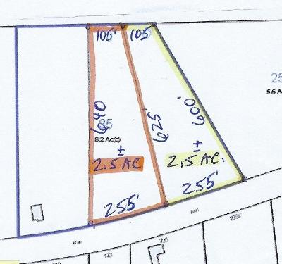 Residential Lots & Land For Sale: Straughn School Rd (County Road 43)