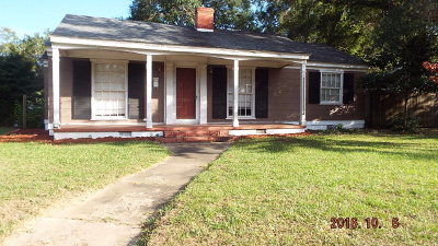 Andalusia Single Family Home For Sale: 1408 E Three Notch St