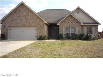 Semmes Single Family Home For Sale: 9873 Torrington Drive N