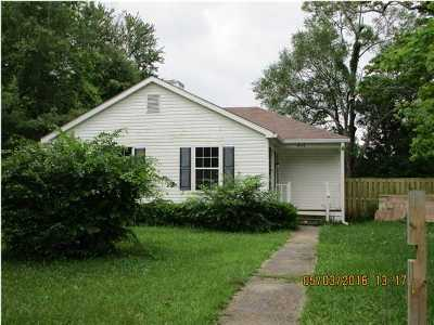 Mobile Single Family Home For Sale: 1462 Avon Circle