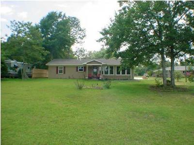 Theodore Single Family Home For Sale: 11935 Godwin Road