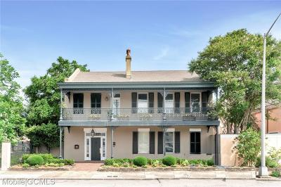 Mobile County Single Family Home For Sale: 306 St Francis Street