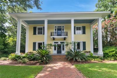Mobile Single Family Home For Sale: 1955 Springhill Avenue