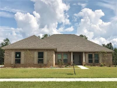 Semmes Single Family Home For Sale: 2450 Driftwood Loop E