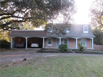 Theodore Single Family Home For Sale: 7501 Firetower Road S