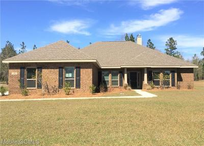 Semmes Single Family Home For Sale: 7550 Clairmont Drive N