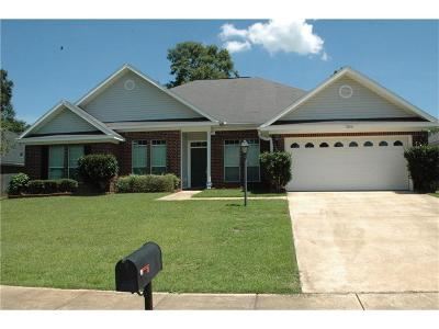 Mobile AL Single Family Home For Sale: $194,900
