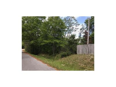 Residential Lots & Land Sale Pending: Higgins Road