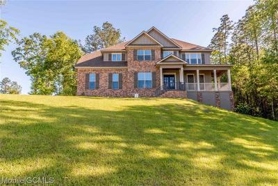 Baldwin County Single Family Home For Sale: 8624 Lamhatty Lane N