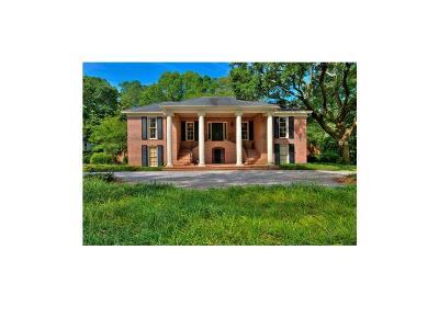 Mobile Single Family Home For Sale: 600 Fairfax Road E