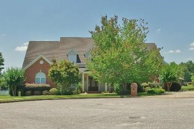 Saraland Single Family Home For Sale: 3359 Twin Lakes Court