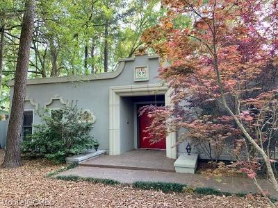 Baldwin County Single Family Home For Sale: 2111 Oxford Circle