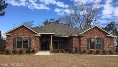 Semmes Single Family Home For Sale: 8600 Tunbridge Wells Drive N