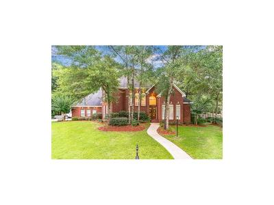 Single Family Home For Sale: 1451 Stone Hedge Drive