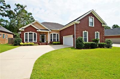 Single Family Home For Sale: 7150 Winding Brook Court
