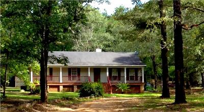 Chunchula Single Family Home For Sale: 13711 Mims Road #A