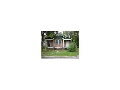 Mobile County Single Family Home For Sale: 1569 Johnston Street