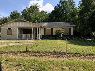 Mobile County Single Family Home For Sale: 2605 Serigny Drive