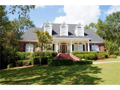 Mobile County Single Family Home For Sale: 6778 Stoneridge Court