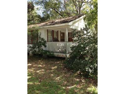 Chickasaw Single Family Home For Sale: 362 Delaware Street