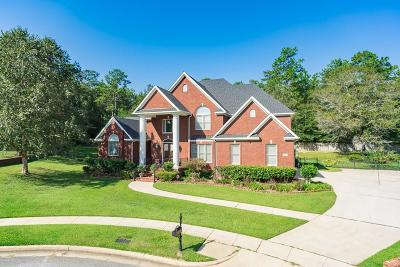 Single Family Home For Sale: 7689 Berwick Court