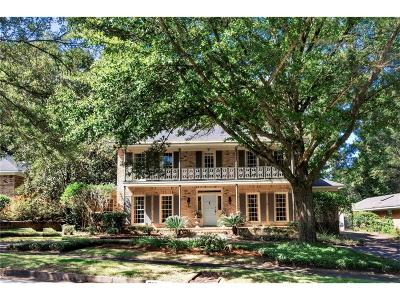 Mobile County Single Family Home For Sale: 228 Lakewood Drive W
