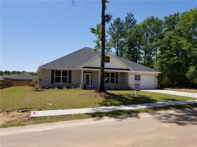 Baldwin County Single Family Home For Sale: 12557 Squirrel Drive