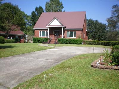 Satsuma Single Family Home For Sale: 6453 Gilbert Drive W