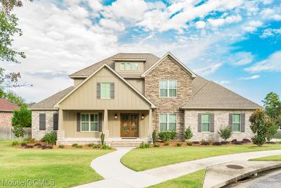 Single Family Home For Sale: 1737 Rockstone Lane