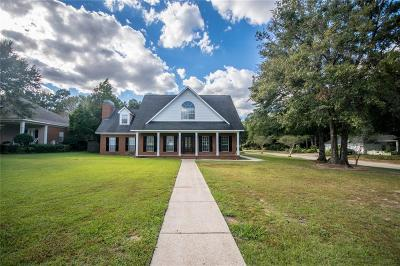 Semmes Single Family Home For Sale: 3775 Double Branch Drive #D