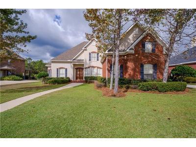 Single Family Home For Sale: 7216 Wynnridge Drive
