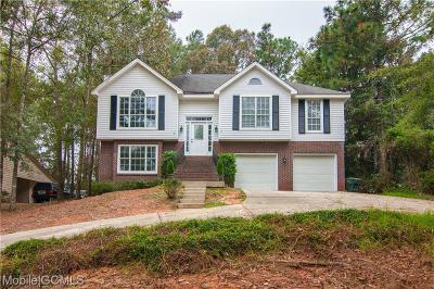 Baldwin County Single Family Home For Sale: 184 Bay View Drive