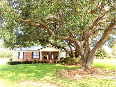 Irvington Single Family Home For Sale: 11685 Waterford Drive
