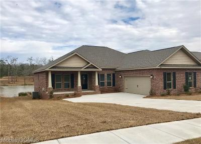 Single Family Home For Sale: 9124 Redberry Drive