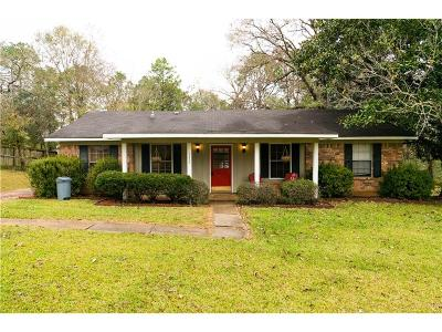 Semmes Single Family Home For Sale: 9860 Westward Drive