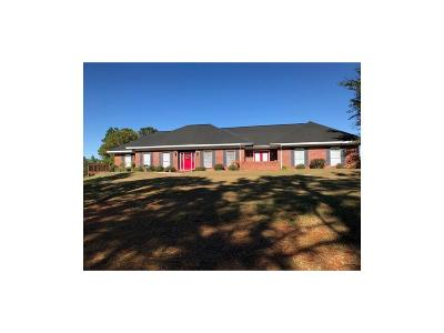 Baldwin County Single Family Home For Sale: 9059 Hurricane Road